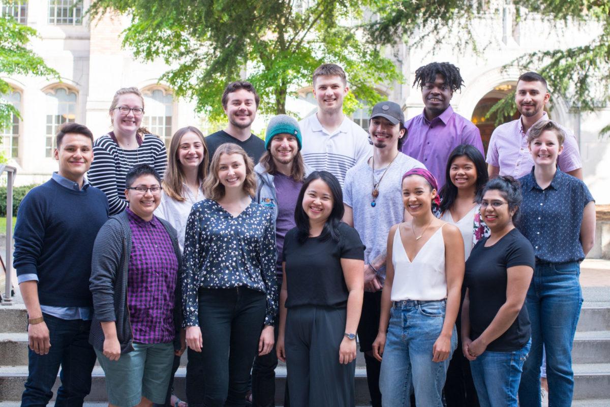 Photo of 2019 Fellows